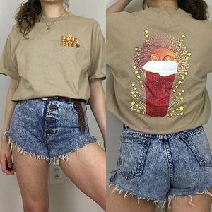 Vintage Summer 1999 Michigan Beer Guild T-Shirt